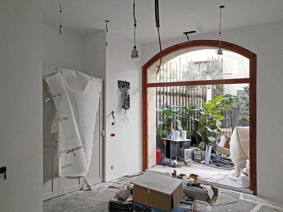 Instalaciones eléctricas en habitaciones de hotel en Palma de Mallorca
